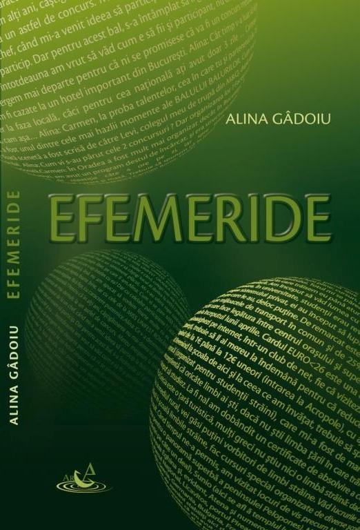 Efemeride de Alina Gâdoiu